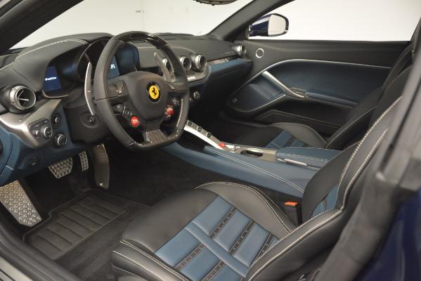 Used 2016 Ferrari F12 Berlinetta for sale Sold at Aston Martin of Greenwich in Greenwich CT 06830 13