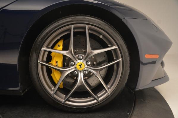 Used 2016 Ferrari F12 Berlinetta for sale Sold at Aston Martin of Greenwich in Greenwich CT 06830 24