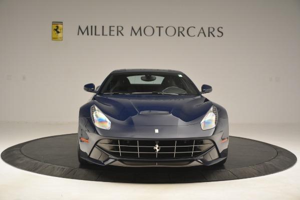 Used 2016 Ferrari F12 Berlinetta for sale Sold at Aston Martin of Greenwich in Greenwich CT 06830 7