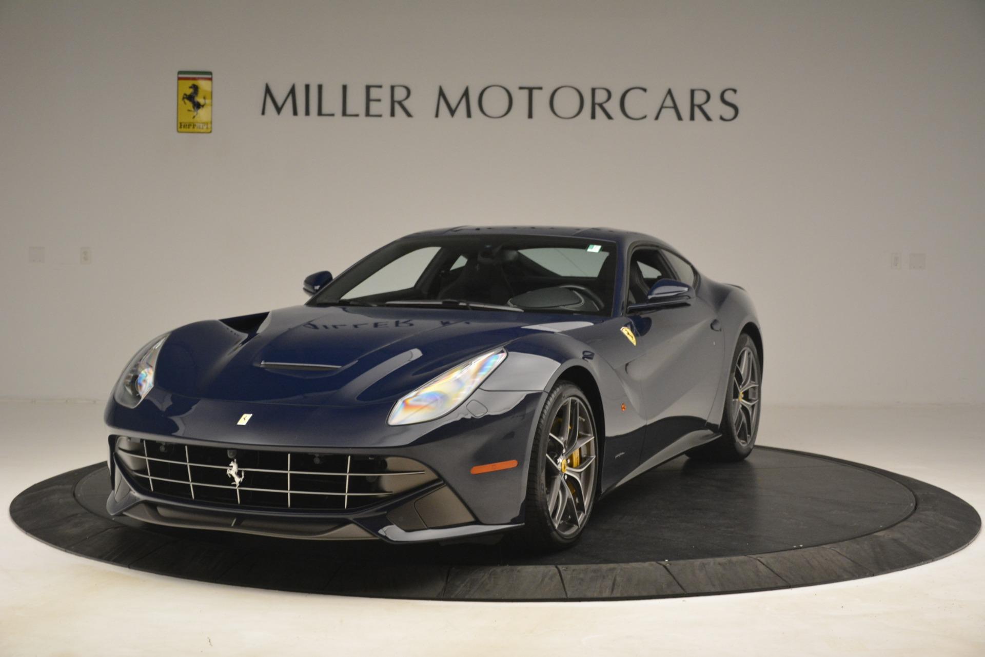 Used 2016 Ferrari F12 Berlinetta for sale Sold at Aston Martin of Greenwich in Greenwich CT 06830 1
