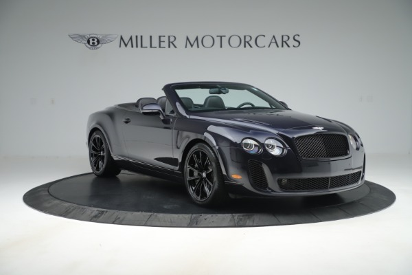 Used 2012 Bentley Continental GT Supersports for sale Sold at Aston Martin of Greenwich in Greenwich CT 06830 11