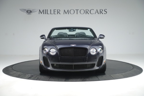 Used 2012 Bentley Continental GT Supersports for sale Sold at Aston Martin of Greenwich in Greenwich CT 06830 12