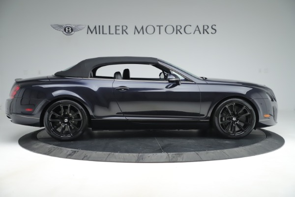 Used 2012 Bentley Continental GT Supersports for sale Sold at Aston Martin of Greenwich in Greenwich CT 06830 17
