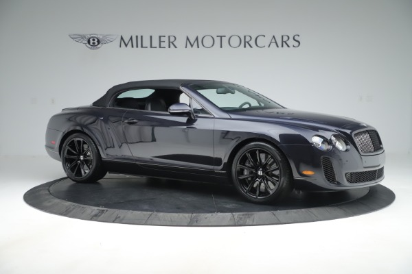 Used 2012 Bentley Continental GT Supersports for sale Sold at Aston Martin of Greenwich in Greenwich CT 06830 18