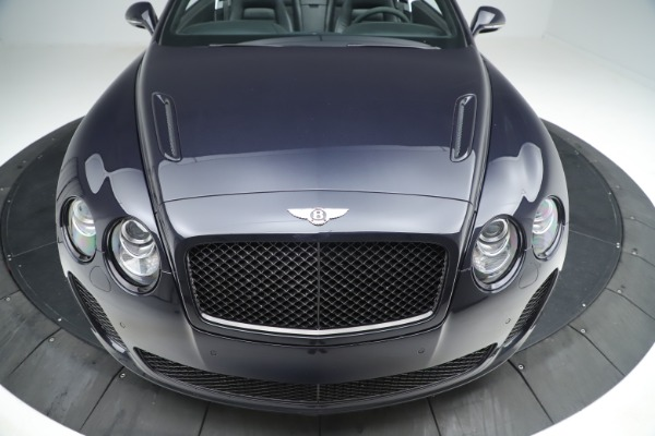 Used 2012 Bentley Continental GT Supersports for sale Sold at Aston Martin of Greenwich in Greenwich CT 06830 19