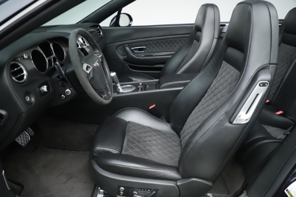 Used 2012 Bentley Continental GT Supersports for sale Sold at Aston Martin of Greenwich in Greenwich CT 06830 23