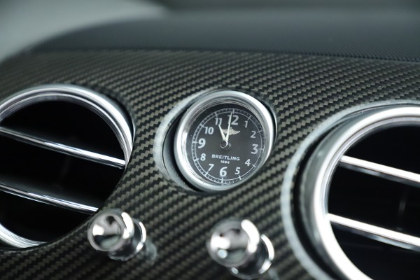 Used 2012 Bentley Continental GT Supersports for sale Sold at Aston Martin of Greenwich in Greenwich CT 06830 26