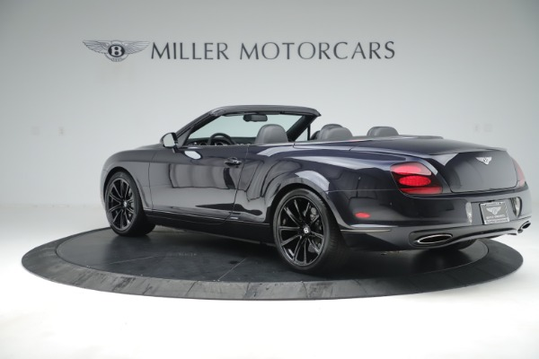 Used 2012 Bentley Continental GT Supersports for sale Sold at Aston Martin of Greenwich in Greenwich CT 06830 4