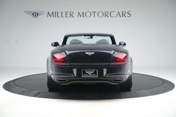 Used 2012 Bentley Continental GT Supersports for sale Sold at Aston Martin of Greenwich in Greenwich CT 06830 6