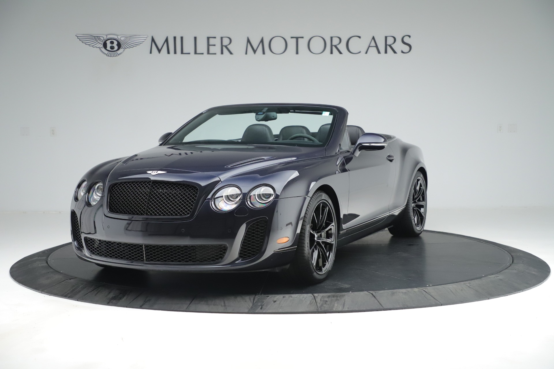 Used 2012 Bentley Continental GT Supersports for sale Sold at Aston Martin of Greenwich in Greenwich CT 06830 1