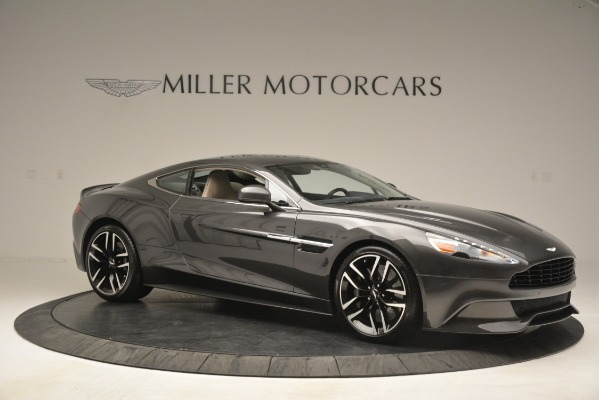 Used 2016 Aston Martin Vanquish Coupe for sale Sold at Aston Martin of Greenwich in Greenwich CT 06830 10