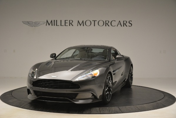 Used 2016 Aston Martin Vanquish Coupe for sale Sold at Aston Martin of Greenwich in Greenwich CT 06830 2