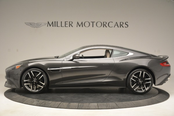 Used 2016 Aston Martin Vanquish Coupe for sale Sold at Aston Martin of Greenwich in Greenwich CT 06830 3