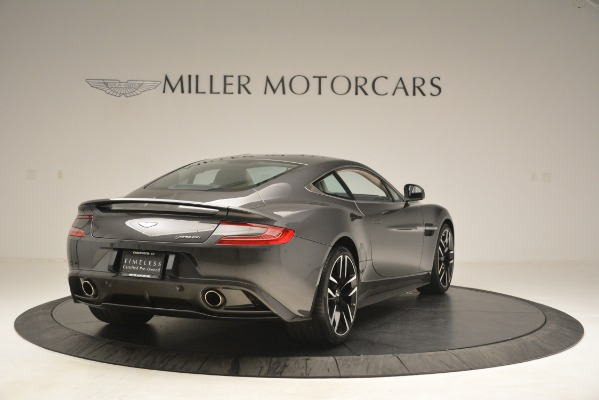 Used 2016 Aston Martin Vanquish Coupe for sale Sold at Aston Martin of Greenwich in Greenwich CT 06830 7