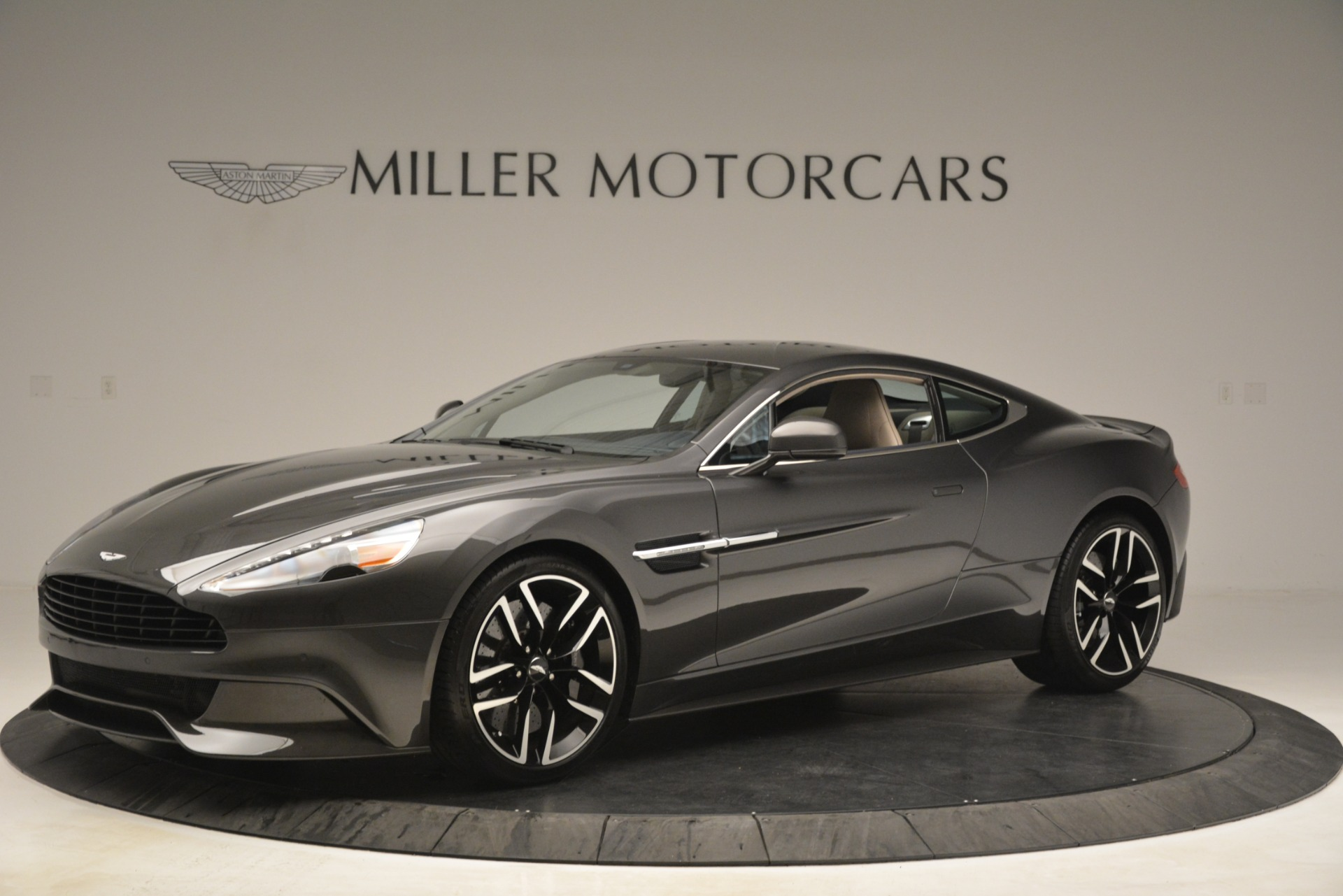 Used 2016 Aston Martin Vanquish Coupe for sale Sold at Aston Martin of Greenwich in Greenwich CT 06830 1