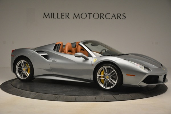 Used 2019 Ferrari 488 Spider for sale Sold at Aston Martin of Greenwich in Greenwich CT 06830 10
