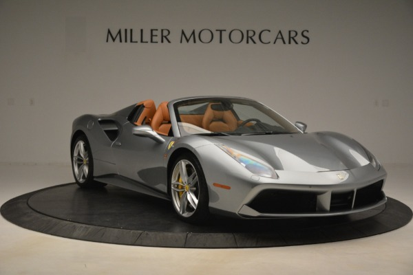 Used 2019 Ferrari 488 Spider for sale Sold at Aston Martin of Greenwich in Greenwich CT 06830 11
