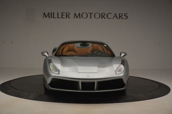 Used 2019 Ferrari 488 Spider for sale Sold at Aston Martin of Greenwich in Greenwich CT 06830 12