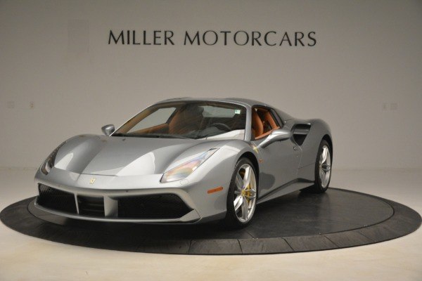 Used 2019 Ferrari 488 Spider for sale Sold at Aston Martin of Greenwich in Greenwich CT 06830 13