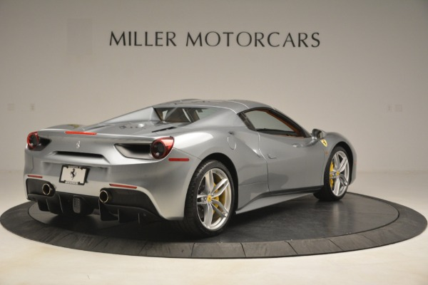 Used 2019 Ferrari 488 Spider for sale Sold at Aston Martin of Greenwich in Greenwich CT 06830 16