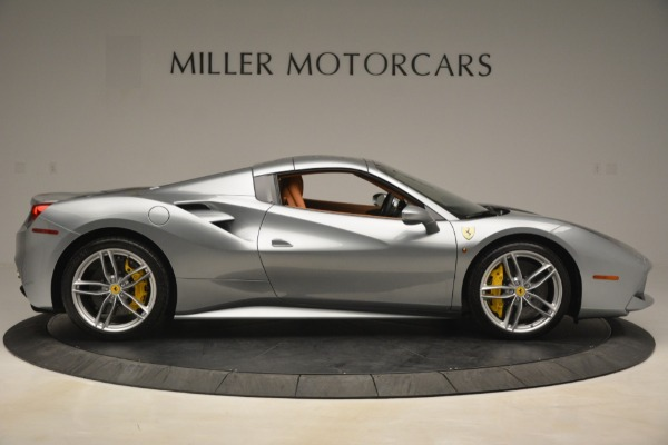 Used 2019 Ferrari 488 Spider for sale Sold at Aston Martin of Greenwich in Greenwich CT 06830 17