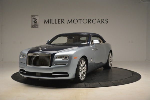 Used 2016 Rolls-Royce Dawn for sale Sold at Aston Martin of Greenwich in Greenwich CT 06830 11