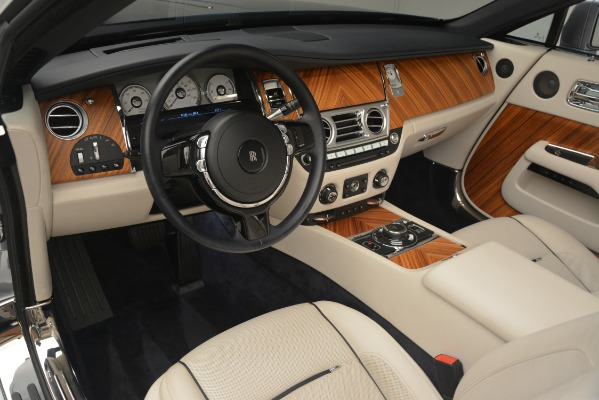 Used 2016 Rolls-Royce Dawn for sale Sold at Aston Martin of Greenwich in Greenwich CT 06830 17