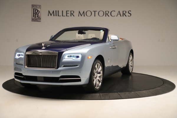 Used 2016 Rolls-Royce Dawn for sale Sold at Aston Martin of Greenwich in Greenwich CT 06830 1