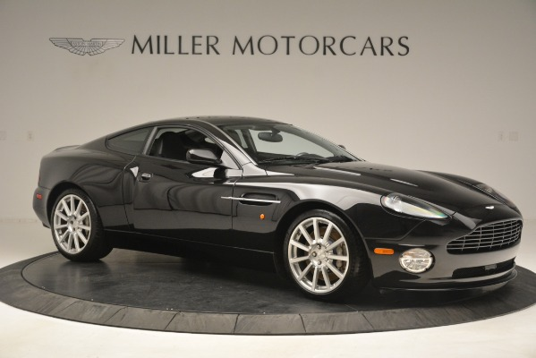 Used 2005 Aston Martin V12 Vanquish S Coupe for sale $95,900 at Aston Martin of Greenwich in Greenwich CT 06830 10