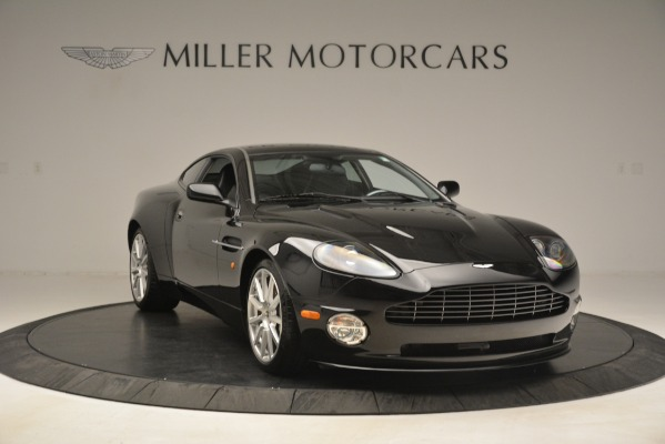 Used 2005 Aston Martin V12 Vanquish S Coupe for sale $95,900 at Aston Martin of Greenwich in Greenwich CT 06830 11