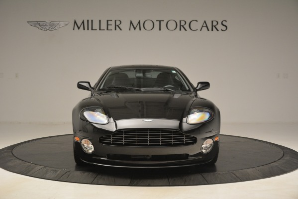 Used 2005 Aston Martin V12 Vanquish S Coupe for sale $95,900 at Aston Martin of Greenwich in Greenwich CT 06830 12