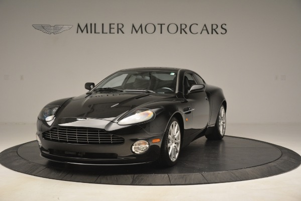 Used 2005 Aston Martin V12 Vanquish S Coupe for sale $95,900 at Aston Martin of Greenwich in Greenwich CT 06830 2