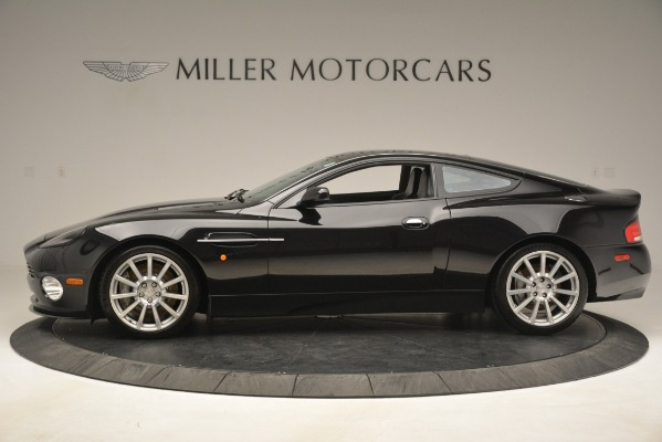 Used 2005 Aston Martin V12 Vanquish S Coupe for sale $95,900 at Aston Martin of Greenwich in Greenwich CT 06830 3