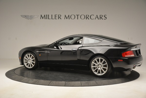 Used 2005 Aston Martin V12 Vanquish S Coupe for sale $95,900 at Aston Martin of Greenwich in Greenwich CT 06830 4