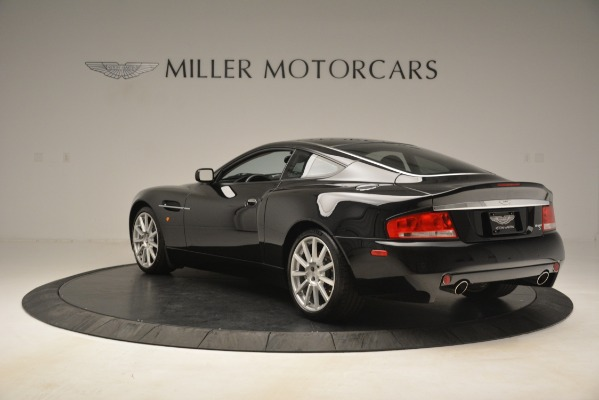Used 2005 Aston Martin V12 Vanquish S Coupe for sale $95,900 at Aston Martin of Greenwich in Greenwich CT 06830 5
