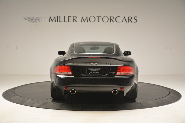 Used 2005 Aston Martin V12 Vanquish S Coupe for sale $95,900 at Aston Martin of Greenwich in Greenwich CT 06830 6