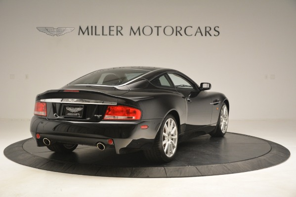 Used 2005 Aston Martin V12 Vanquish S Coupe for sale $95,900 at Aston Martin of Greenwich in Greenwich CT 06830 7