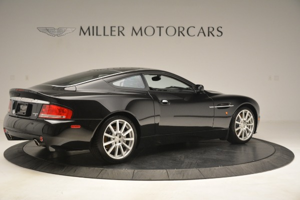 Used 2005 Aston Martin V12 Vanquish S Coupe for sale $95,900 at Aston Martin of Greenwich in Greenwich CT 06830 8