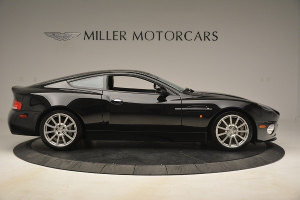 Used 2005 Aston Martin V12 Vanquish S Coupe for sale $95,900 at Aston Martin of Greenwich in Greenwich CT 06830 9