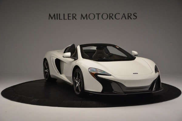Used 2015 McLaren 650S Convertible for sale Sold at Aston Martin of Greenwich in Greenwich CT 06830 10