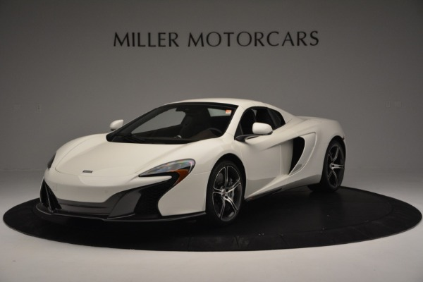 Used 2015 McLaren 650S Convertible for sale Sold at Aston Martin of Greenwich in Greenwich CT 06830 11
