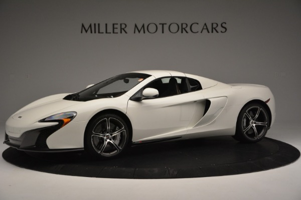 Used 2015 McLaren 650S Convertible for sale Sold at Aston Martin of Greenwich in Greenwich CT 06830 12