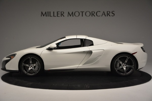 Used 2015 McLaren 650S Convertible for sale Sold at Aston Martin of Greenwich in Greenwich CT 06830 13