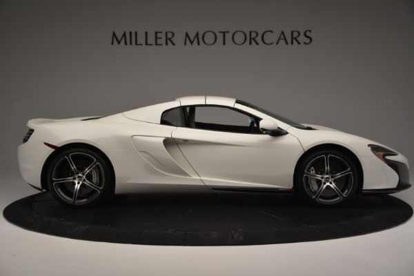 Used 2015 McLaren 650S Convertible for sale Sold at Aston Martin of Greenwich in Greenwich CT 06830 14