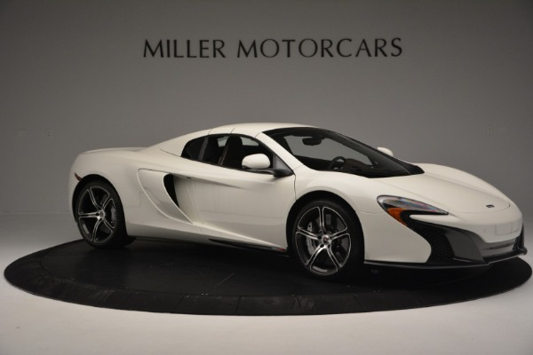 Used 2015 McLaren 650S Convertible for sale Sold at Aston Martin of Greenwich in Greenwich CT 06830 15