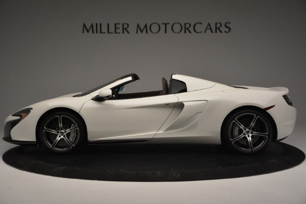 Used 2015 McLaren 650S Convertible for sale Sold at Aston Martin of Greenwich in Greenwich CT 06830 2
