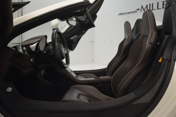 Used 2015 McLaren 650S Convertible for sale Sold at Aston Martin of Greenwich in Greenwich CT 06830 21