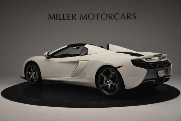 Used 2015 McLaren 650S Convertible for sale Sold at Aston Martin of Greenwich in Greenwich CT 06830 3