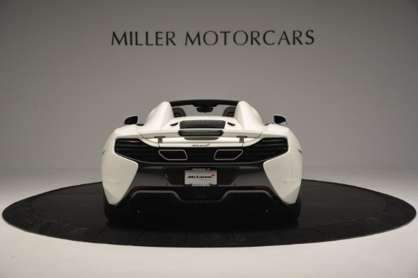 Used 2015 McLaren 650S Convertible for sale Sold at Aston Martin of Greenwich in Greenwich CT 06830 5