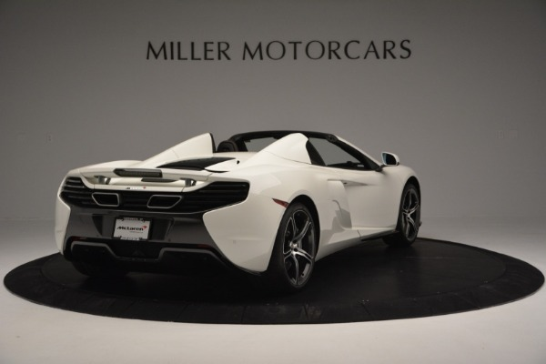 Used 2015 McLaren 650S Convertible for sale Sold at Aston Martin of Greenwich in Greenwich CT 06830 6